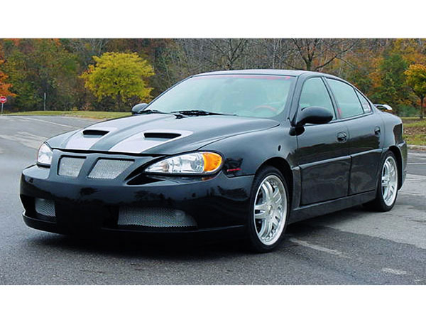 RKSport 08014000 | Grand AM Body Kit (4 Door); 1999-2004
