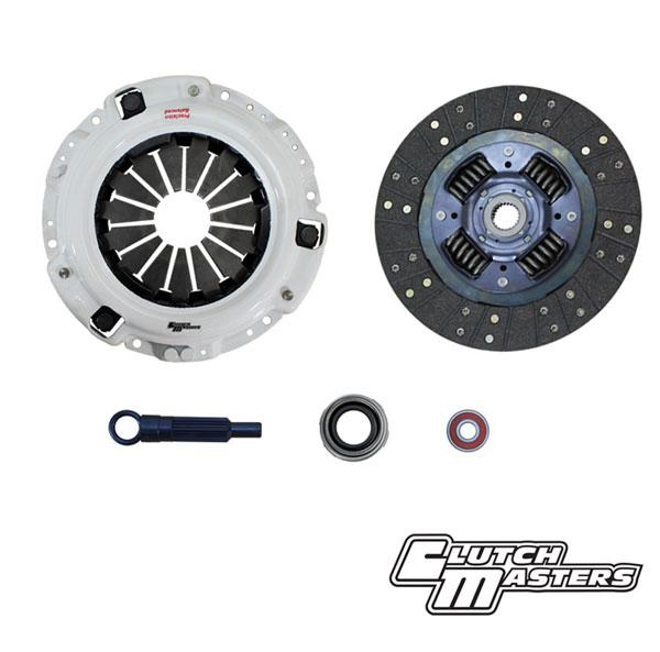 Clutch Masters 08022-HD00 |  Honda Civic - 4 Cyl 1.5L / 1.6L SOHC Clutch Master FX100 Clutch Kit; 1992-2001