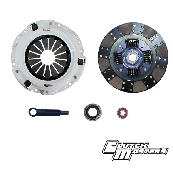Clutch Masters 08022-HD0F |  Honda Civic - 4 Cyl 1.5L / 1.6L SOHC Clutch Master FX250 Clutch Kit; 1992-2001