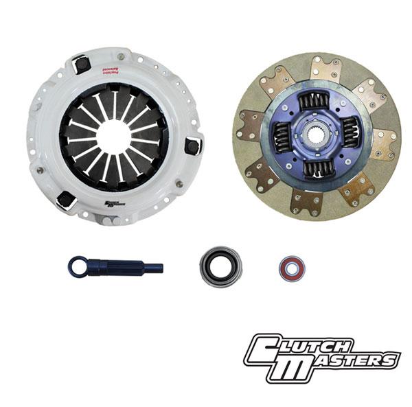 Clutch Masters 08022-HDTZ |  Honda Civic - 4 Cyl 1.5L / 1.6L SOHC Clutch Master FX300 Clutch Kit; 1992-2001