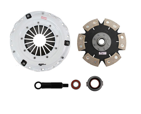 Clutch Masters 08913-HRB6 | Acura Integra - 4 Cyl 1.8L VTEC non-V Type R Clutch Master FX500 Clutch Kit; 1994-2001
