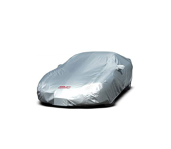 SLP Performance (08960) SLP Car Cover, 1993-02 Camaro w/ SLP Logo V8 / V6