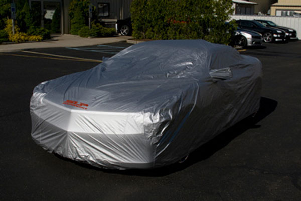 SLP Performance 08961 | SLP Camaro Car Cover with SLP logo; 2010-2014