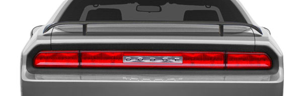 Carbon Creations 106398   Dodge Challenger Carbon Creations G-Spec Wing Trunk Lid Spoiler 1-Piece; 2008-2016