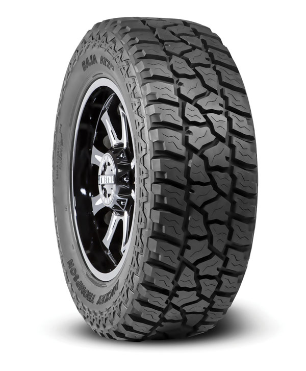 Mickey Thompson 90000001949 | Baja ATZP3 Tire - 37X12.50R20LT 126P 55272
