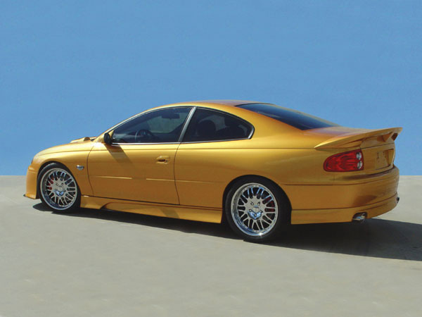 RKSport 09011000 |  GTO Ground Effects Package; 2004-2004