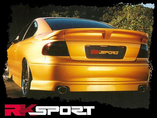 RKSport 09011002   GTO Rear Valance; 2004-2004