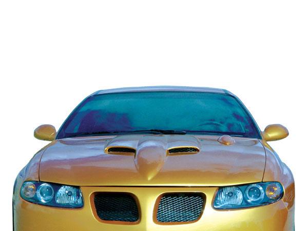 RKSport 09011100    GTO Ram Air Hood