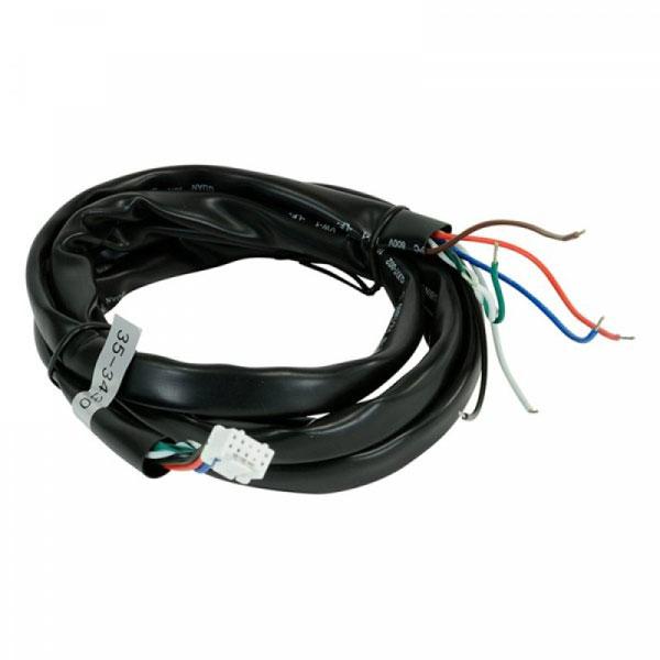 AEM 30-3459   Power Harness for 30-0300 X-Series Wideband Gauge
