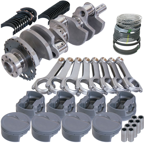 Eagle 129104010   Competition Rotating Assembly Kit for Chevrolet/Pontiac LS-Series 4.010in Bore