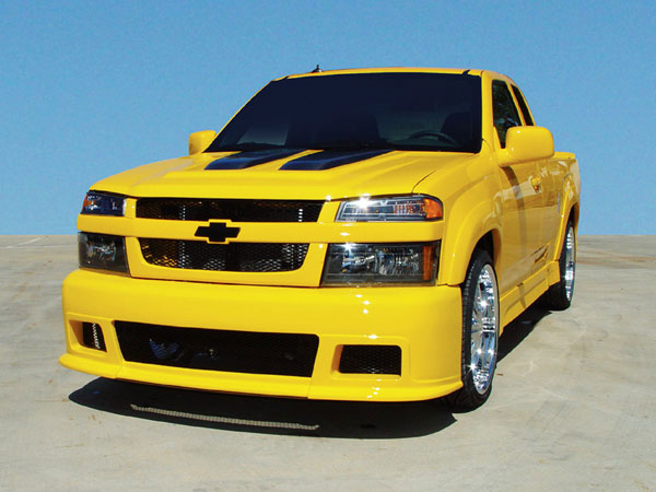 RKSport 10012001 |  Colorado Front Bumper; 2004-2012