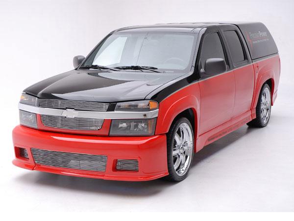 RKSport 10013000 |  Colorado Crew Cab Body Kit; 2004-2012
