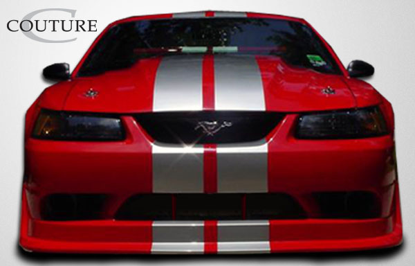 Couture 102587 | Ford Mustang Couture Cobra R Front Bumper Cover 1-Piece; 1999-2004