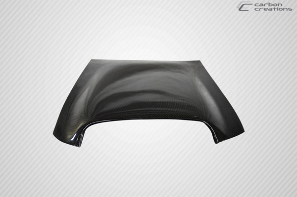 Carbon Creations 102894: Universal Carbon Creations Hood / Roof Scoop Type 1 - 1 Piece