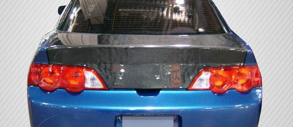 Carbon Creations 103193 | Acura RSX Carbon Creations OEM Trunk 1-Piece; 2002-2006