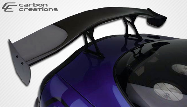Carbon Creations 103977   Universal Carbon Creations GT Concept Wing Trunk Lid Spoiler - 1 Piece; 1950-2016