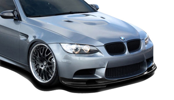 Carbon Creations 107139: 2007-2013 BMW M3 E90 E92  T-Design Front Lip Under Spoiler Air Dam - 1 Piece