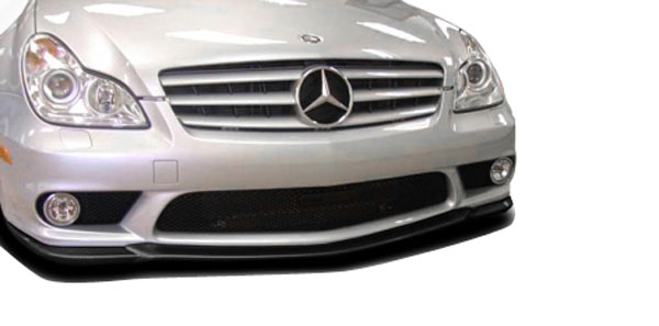 Carbon Creations (107152) 2006-2008 Mercedes CLS Class CLS500 CLS550 CLS55 CLS63 AMG C219 W219 Carbon Creations CR-S Front Under Spoiler Air Dam Lip Splitter - 1 Piece (will only fit AMG models)