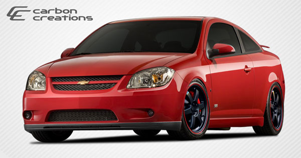 Carbon Creations 107493: 2005-2010 Chevrolet Cobalt SS  SS Front Lip Under Spoiler Air Dam - 1 Piece
