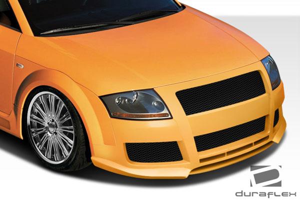 Duraflex 108154 | Audi TT Duraflex GT-S Front Bumper Cover 1-Piece; 2000-2006