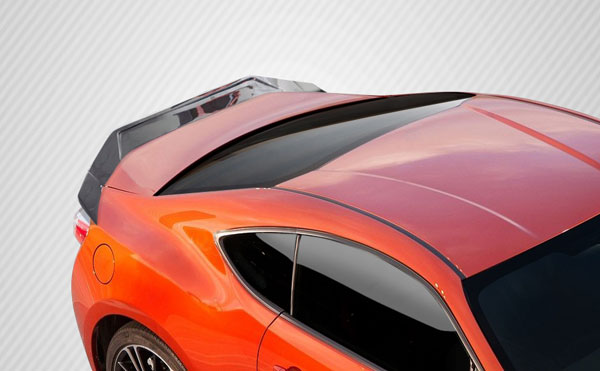 Carbon Creations 108362: 2013-2016 Scion FR-S Subaru BRZ  GT Concept Rear Wing Trunk Lid Spoiler - 3 Piece
