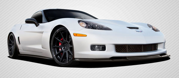 Carbon Creations (108413) 2005-2013 Chevrolet Corvette C6 ZO6 GS ZR1 Carbon Creations GT500 Body Kit - 4 Piece