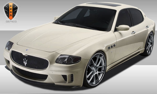 Duraflex (108458)  2005-2007 Maserati Quattroporte Eros Version 1 Body Kit - 4 Piece
