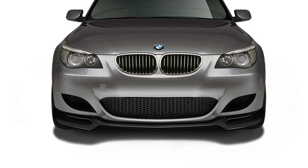Aero Function 108532: 2006-2010 BMW M5 E60 Carbon AF-1 Front Add-On Spoiler ( CFP ) - 1 Piece