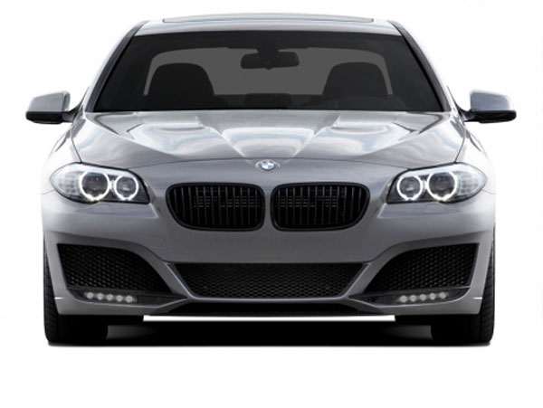 Aero Function 108601:  2011-2016 BMW 5 Series F10 4DR AF-3 Front Bumper Cover ( PUR-RIM ) - 1 Piece