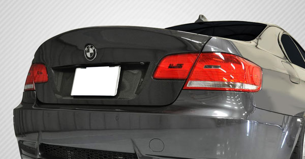 Carbon Creations 108646 | BMW 3 Series M3 E92 2DR Carbon Creations CSL Look Trunk 1-Piece; 2007-2013