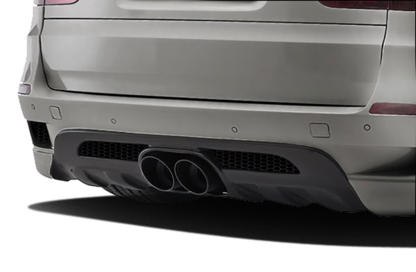 Aero Function (108743)  2010-2013 BMW X5M E70 AF-1 Wide Body Exhaust ( Metal ) - 1 Piece