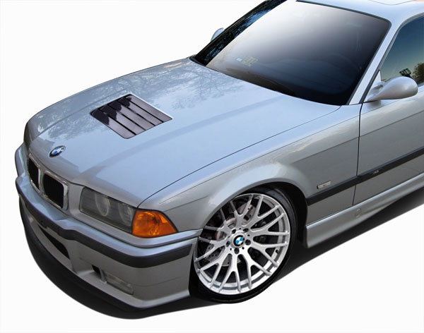 Aero Function 108919: 1992-1998 BMW 3 Series M3 E36 2DR Convertible AF-2 Hood ( GFK ) - 1 Piece