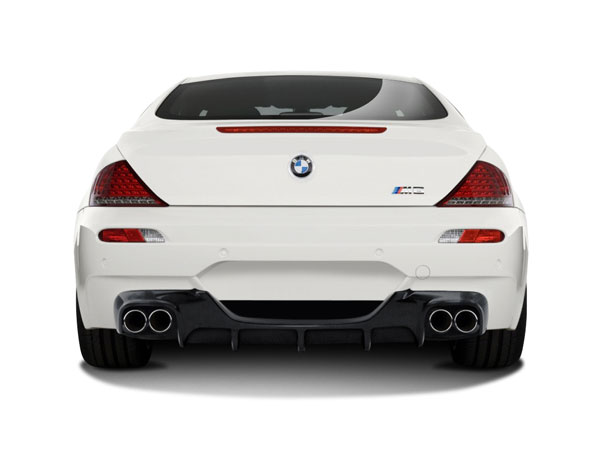 Aero Function 108930: 2009-2010 BMW M6 E63 E64 Convertible / 2DR Carbon AF-1 Rear Diffuser ( CFP ) - 1 Piece