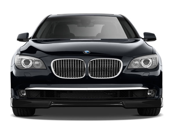 Aero Function 108937: 2009-2012 BMW 7 Series F01 F02 Carbon AF-1 Front Add-On Spoiler ( CFP ) - 1 Piece
