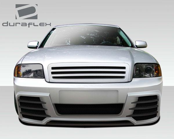 Duraflex 108958 | Audi A6 4DR Wagon Duraflex CT-R Front Bumper Cover 1-Piece; 1998-2004