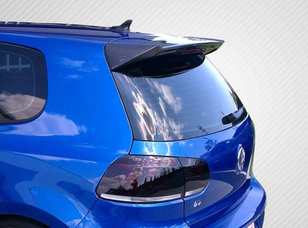 Carbon Creations 109092: 2010-2016 Volkswagen Golf GTI I Carbon Creations OS-R Wing Trunk Lid Spoiler - 1 Piece