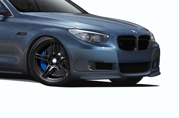 Aero Function 109115: 2010-2016 BMW 5 Series GT Gran Turismo F07 AF-1 Front Bumper Cover ( GFK ) - 1 Piece