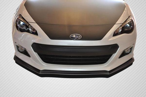 Carbon Creations 109135   Subaru BRZ Carbon Creations ST-C Front Lip Under Spoiler Air Dam 1-Piece; 2013-2016