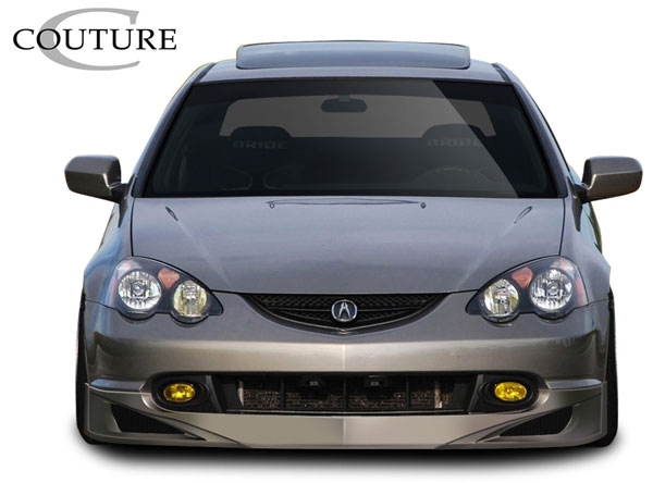 Couture (109159) 2002-2004 Acura RSX Couture Vortex Front Lip Under Spoiler Air Dam - 1 Piece