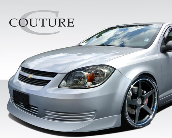 Couture 109166: 2005-2010 Chevrolet Cobalt Couture Vortex Front Lip Under Spoiler Air Dam (base model) - 1 Piece