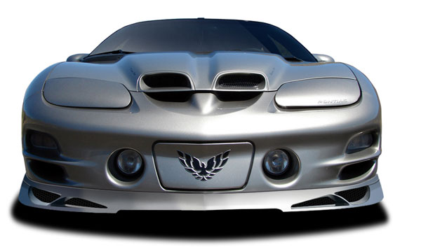 Couture 109200 | Pontiac Trans AM Couture Vortex Front Lip Under Spoiler Air Dam 1-Piece; 1998-2002