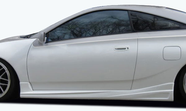 Couture (109204) 2000-2005 Toyota Celica Couture Vortex Side Skirt Rocker Panels - 2 Piece