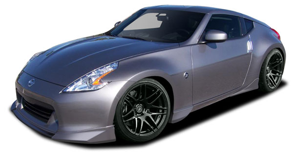 Couture 109225 | Nissan 370Z Couture Vortex Kit 4-Piece; 2009-2012