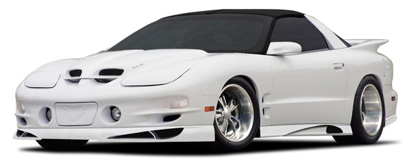 Couture 109226: 1998-2002 Pontiac Trans AM  Vortex Kit - 4 Piece