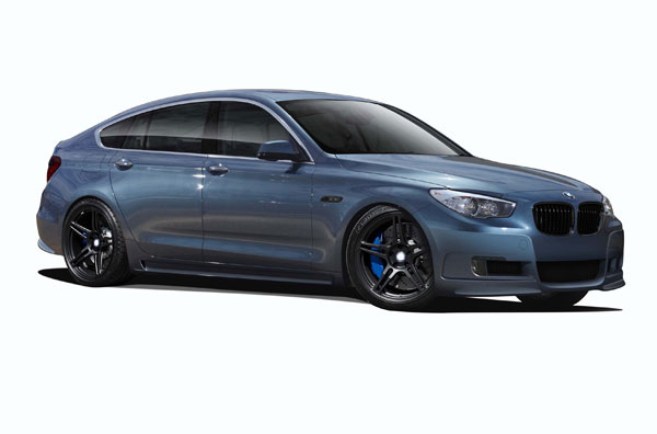 Aero Function 109231: 2010-2016 BMW 5 Series GT Gran Turismo F07 AF-1 Complete Body Kit ( GFK ) - 4 Piece