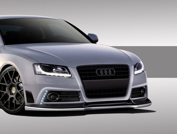 Duraflex 109344 |  Audi A5 S5 Eros Version 1 Front Bumper Cover 1-Piece; 2008-2016