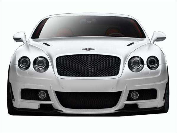 Aero Function 109357 |  Bentley Continental GT GTC AF-1 Front Bumper Cover ( GFK ) 1-Piece; 2003-2010