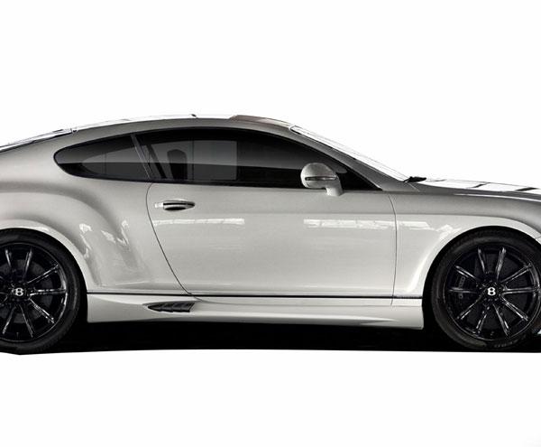 Aero Function 109358 |  Bentley Continental GT GTC AF-1 Side Skirt Rocker Panels ( GFK ) 2-Piece; 2003-2010