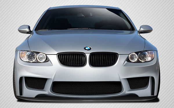 Carbon Creations 109585 | 2007-2010 BMW 3 Series E92 E93 Carbon Creations 1M Look Front Splitter - 1 Piece