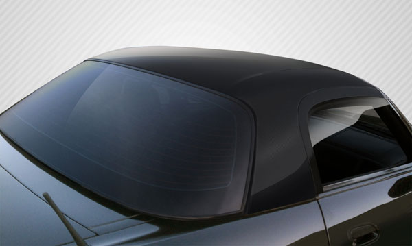 Carbon Creations 109615: 2000-2009 Honda S2000 Carbon Creations OEM Hard Top - 1 Piece